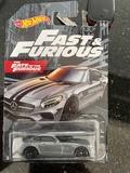 mercedes Amg gt, fast & Furious - foto