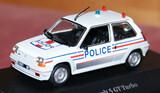 RENAULT 5 GT TURBO POLICE ESCALA 1:43 DE - foto