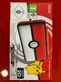 Nintendo 2DS XL New Poke Ball Edition - foto