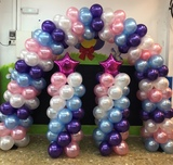 DecoraciÓn de globos - foto