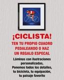 Diseño de ciclistas personalizados - foto