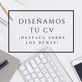 DISEÑO TU CV - foto