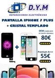 Pantalla Iphone 7 Plus - foto