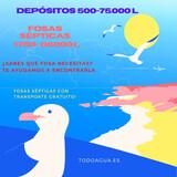 FOSA SÉPTICA 1700L TRANSPORTE GRATUITO - foto