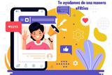 Marketing digital y contenido audio v. - foto