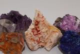 Minerales,lote n2 de 5 minerales - foto