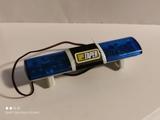 kit luces LEED coche RC de polícia - foto
