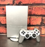 PlayStation 2 Slim Silver - foto