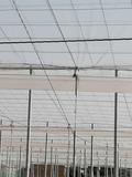 construcción de invernaderos - foto