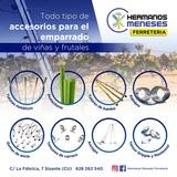 MATERIAL DE EMPARRADO Y PLANTACIÓN GPS - foto