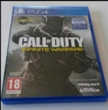 Juego psp4 call of duty infinite warfare - foto