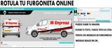 ROTULACION DE FURGONETAS AHORRO + 50 % - foto