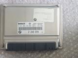 centralita motor bmw 320/e46 0281001445 - foto