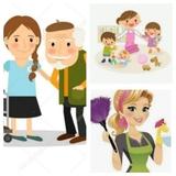 Cuidado de niños o personas mayores - foto