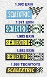 Neumaticos scalextric, exin, ninco - foto