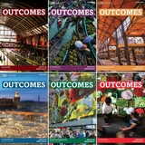 PACK OUTCOMES 2ND ED NATIONAL GEOGRAPHIC - foto