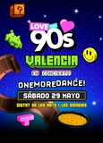 Valencia Love the 90s 29 mayo - foto