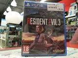 resident Evil 3 remake ps4 - foto