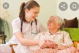 personas mayores cuidado - foto