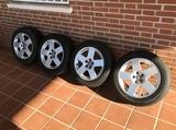 Llantas Speedline 16 + Neumáticos - foto