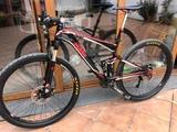 BICICLETA DE MONTAÑA DOBLE KTM 29' - foto