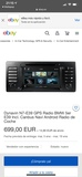 "Dynavin N6 7"" E39 - X5 e53 y Range Rover - foto"