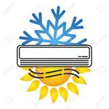 Montaje instalación aire acondicionado-. - foto