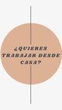 TRABAJA DESDE CASA CONMIGO - foto