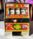 Hucha tragaperras tipo casino - foto