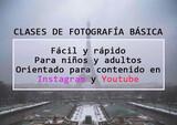 CLASES DE FOTOGRAFÍA BÁSICA - foto