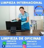Limpieza internacional - foto