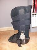 Férula/prótesis para pierna - foto