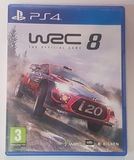 Videojuego WRC 8 The Official Game Ps4 - foto