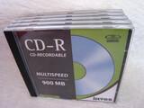 5 CD-R NUEVOS
