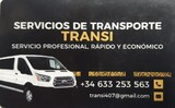 TRANSPORTE Y MUDANZAS - foto