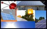 Fotovoltaica, placas solares - foto