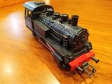 Locomotora de vapor H0 - foto