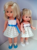 muñecas años 70 - foto