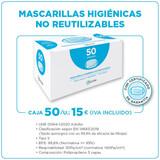 Mascarillas Higiénicas (España) - foto