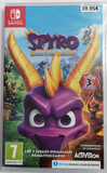 Spyro Reignited Trilogy. Switch. Nuevo. - foto