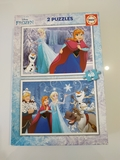 Puzzle Educa Frozen 2 x 48 piezas - foto