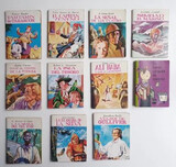10 LIBROS MINIBLIOTECA LITERATURA UNIV.  - foto