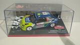 Ford Focus WRC - M. Gronholm - 2007 - foto