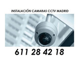 INSTALACION CAMARAS DE VIGILANCIA MADRID - foto