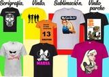 EstampaciÓn de camisetas - foto