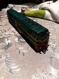 locomotora Diesel Renfe 333 - foto