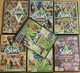Los sims 3, 4 expansiones y 2 accesorios - foto
