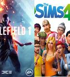 Cuenta origin con varios juegos - foto