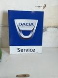 Cartel Dacia - foto
