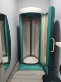 Máquina cabina de rayos UVA - foto